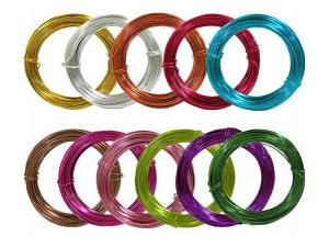 Anodized Aluminum Wire