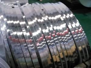 Steel Strip for Armouring Cable